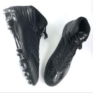 Adidas Football Cleats Black Size 15